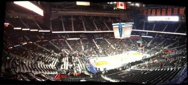 State Farm Arena, secção: B 108, fila: 1, lugar: 2