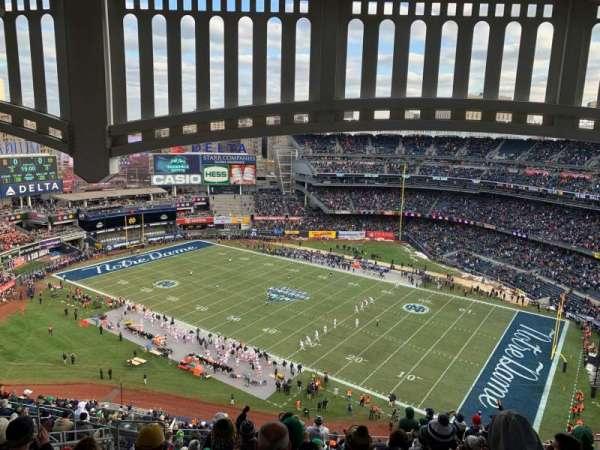 Yankee Stadium, secção: 426, fila: 14, lugar: 19