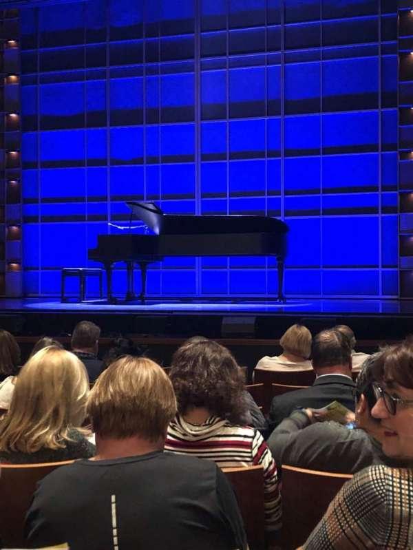 Stephen Sondheim Theatre, secção: Orchestra C, fila: H, lugar: 3