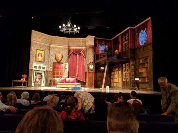 Lyceum Theatre (Broadway), secção: Orchestra C, fila: F, lugar: 105