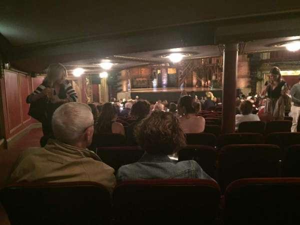 CIBC Theatre, secção: ORCHESTRA L, fila: ZZ, lugar: 11
