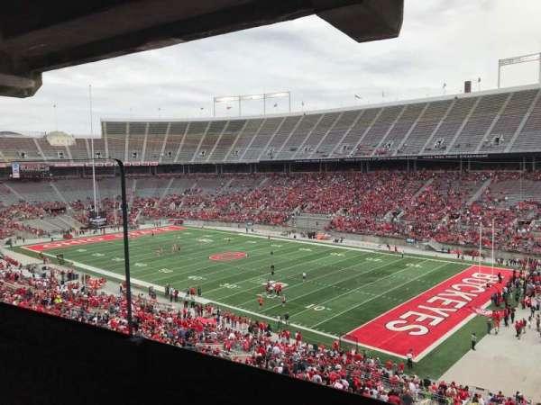 Ohio Stadium, secção: Suite 56