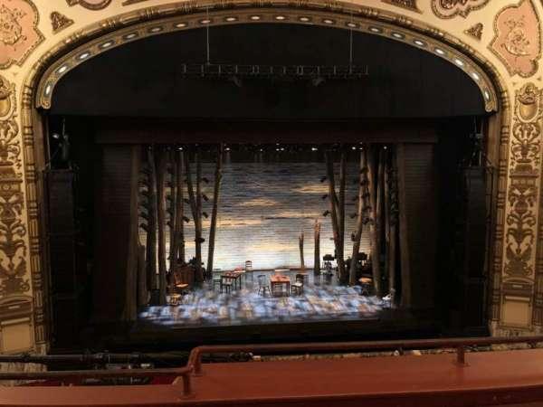 Cadillac Palace Theater, secção: LOGE C, fila: C, lugar: 311