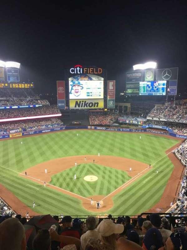 Citi Field, secção: 515, fila: 11, lugar: 6