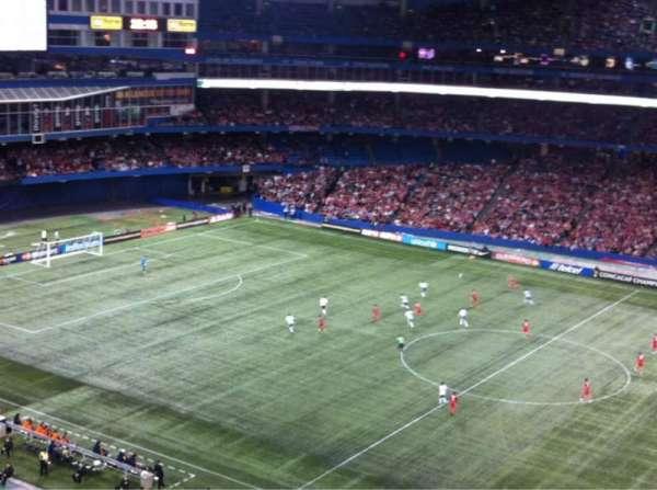 Rogers Centre, secção: 534R, fila: 7, lugar: 7