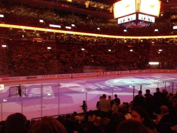 Scotiabank Arena, secção: 121, fila: 13, lugar: 11