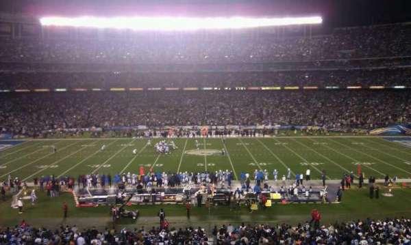 San Diego Stadium, secção: P37