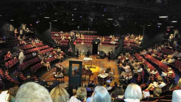 Circle in the Square Theatre, secção: Orchestra, fila: K