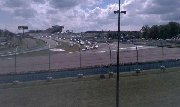 Watkins Glen International, secção: Seneca Grandstand