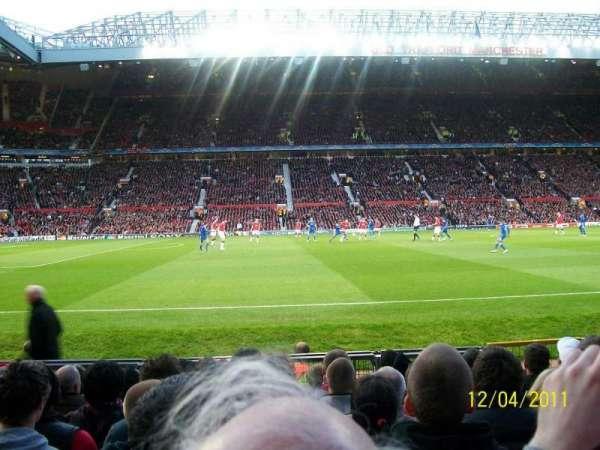 Old Trafford, secção: STH123, fila: KK, lugar: 186
