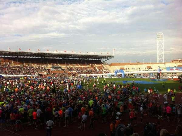 Olympic Stadium, Amsterdam, secção: 1
