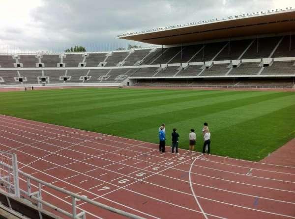 Olympic Stadium, Helsinki, secção: B13, fila: 7, lugar: 137