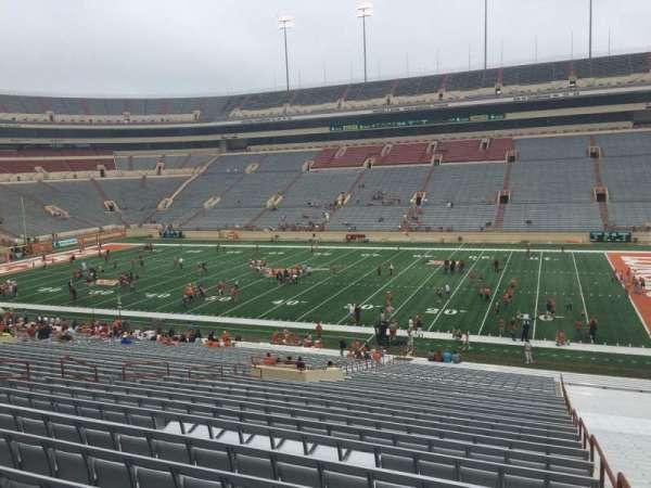 Texas Memorial Stadium, secção: 3, fila: 51, lugar: 2