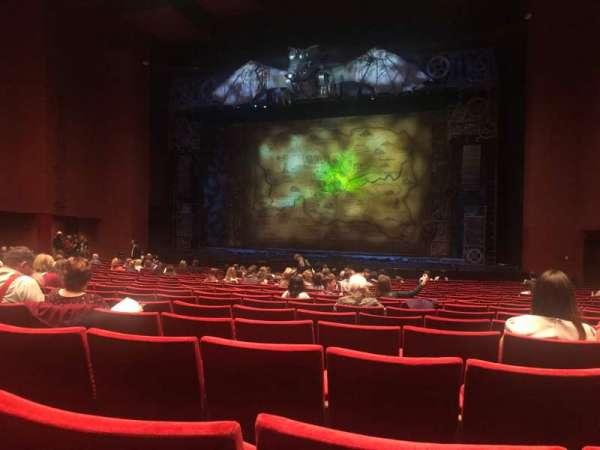San Diego Civic Theatre, secção: Orchestra 2, fila: S, lugar: 32