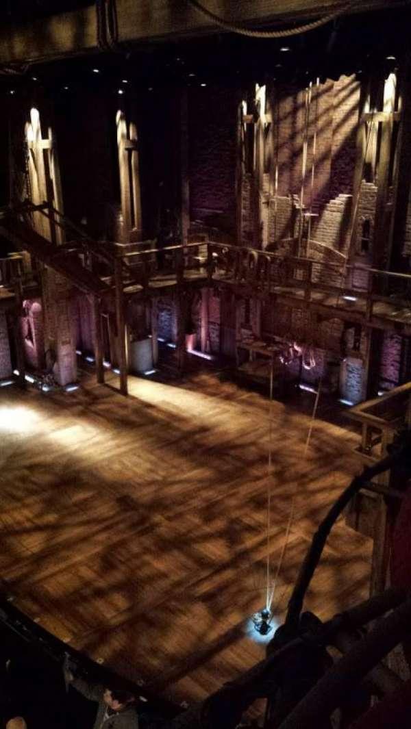 Richard Rodgers Theatre, secção: Box H, fila: 1, lugar: 4