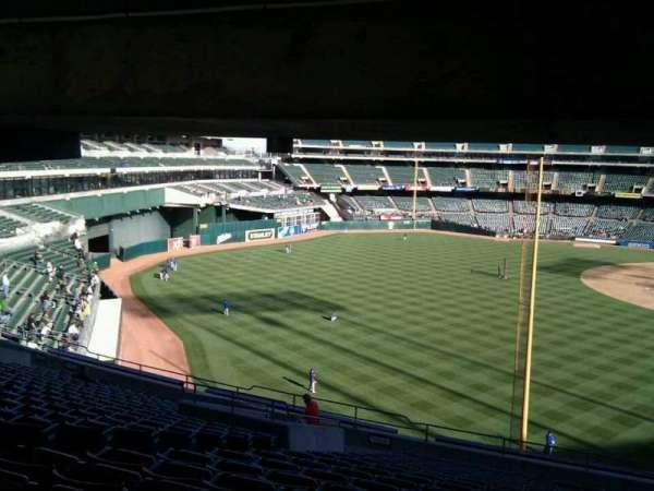 Oakland Coliseum, secção: 231, fila: 18, lugar: 18
