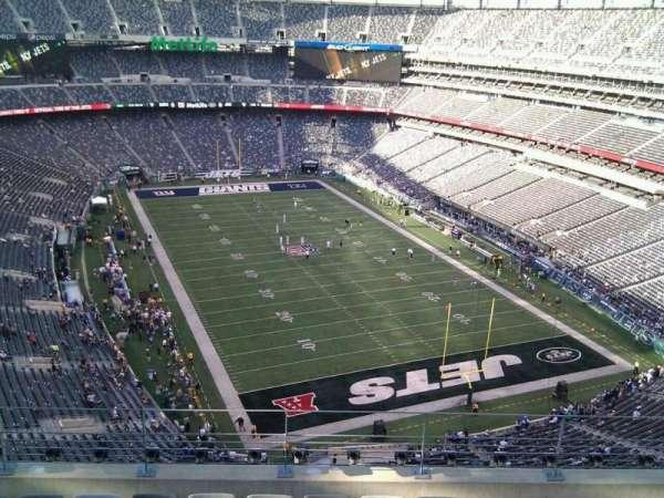 MetLife Stadium, secção: 329, fila: 11, lugar: 12