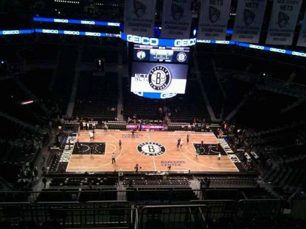 Barclays Center, secção: 225, fila: 13, lugar: 13