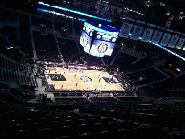 Barclays Center, secção: 227, fila: 18, lugar: 9