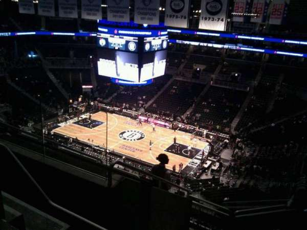 Barclays Center, secção: 221, fila: 9, lugar: 11