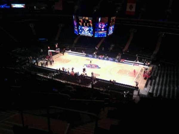 Madison Square Garden, secção: 226, fila: 15, lugar: 5