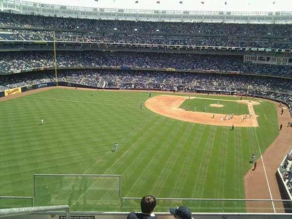 Yankee Stadium, secção: 333, fila: 5, lugar: 28