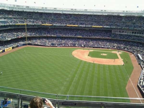 Yankee Stadium, secção: 434b, fila: 5, lugar: 6