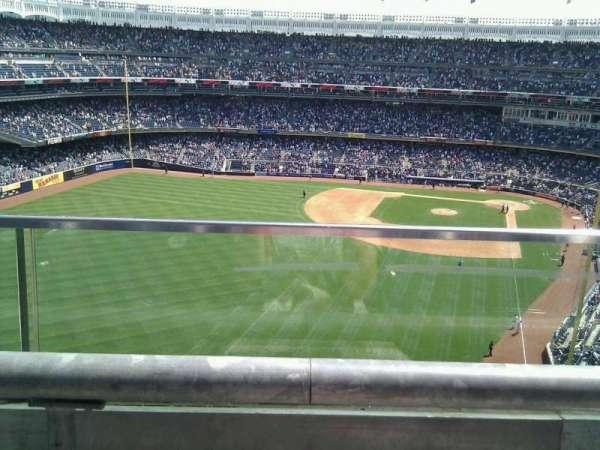 Yankee Stadium, secção: 434a, fila: 1, lugar: 12