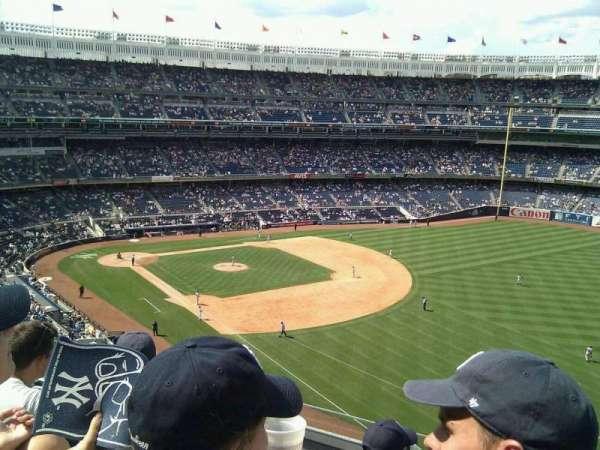 Yankee Stadium, secção: 310, fila: 6, lugar: 1