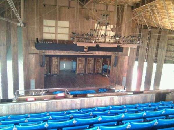 The Mann, secção: Balcony 100, fila: GGG, lugar: 100