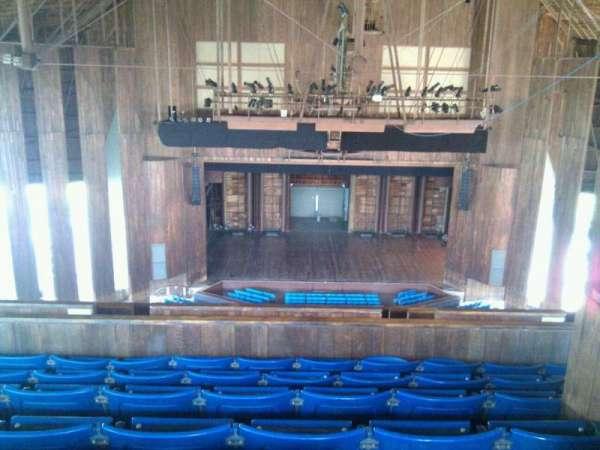 The Mann, secção: Balcony 200, fila: GGG, lugar: 219