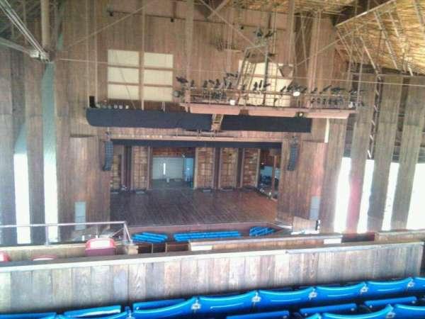 The Mann, secção: Balcony 100, fila: EEE, lugar: 107