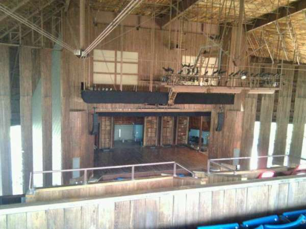The Mann, secção: Balcony 100, fila: DDD, lugar: 100