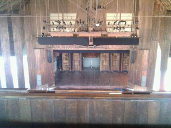 The Mann, secção: Balcony 200, fila: CCC, lugar: 215