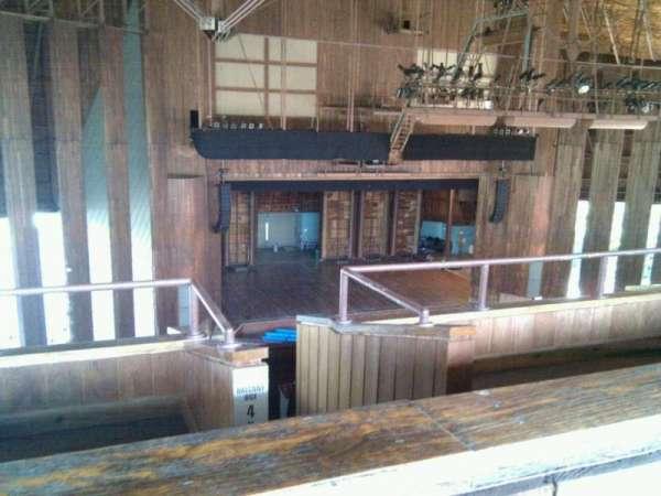 The Mann, secção: Balcony 100, fila: AAA, lugar: 104