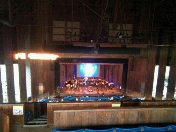 The Mann, secção: Balcony 200, fila: EEE, lugar: 200