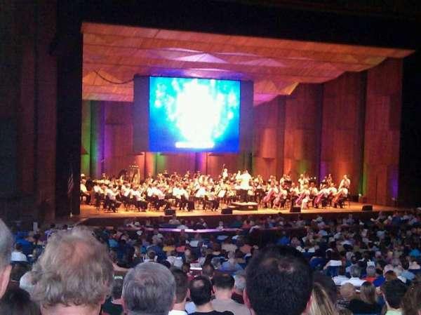 The Mann, secção: orchestra c, fila: a, lugar: 45