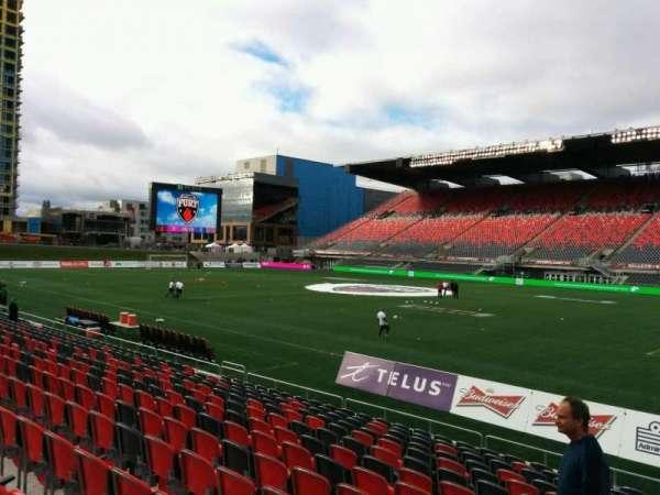 TD Place Stadium, secção: N, fila: 14, lugar: 23