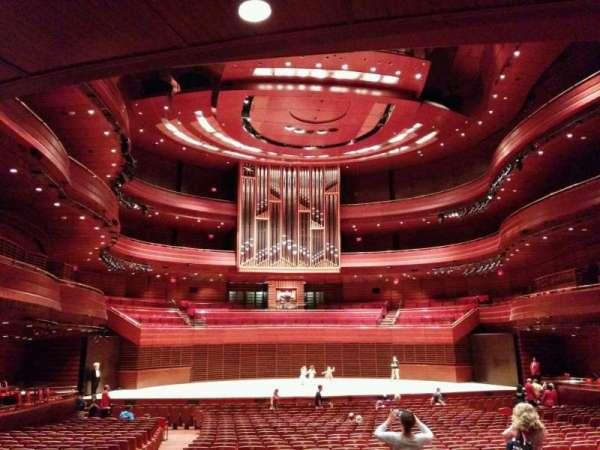 Verizon Hall at the Kimmel Center, secção: Orchestra Tier, fila: G, lugar: 124