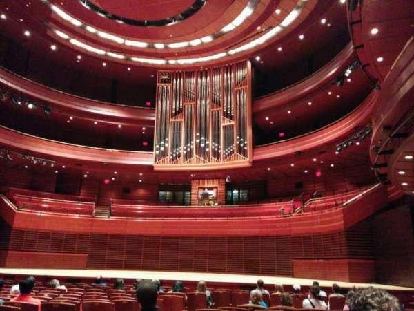 Verizon Hall at the Kimmel Center, secção: Orchestra, fila: Q, lugar: 8
