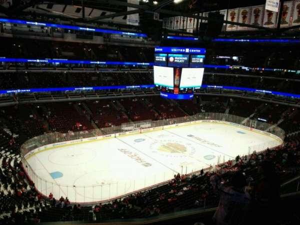 United Center, secção: 304, fila: 6, lugar: 10