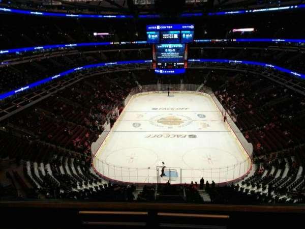 United Center, secção: 326, fila: 6, lugar: 5