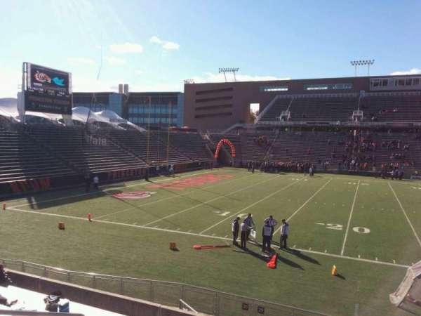 Princeton Stadium, secção: 29, fila: 13, lugar: 15