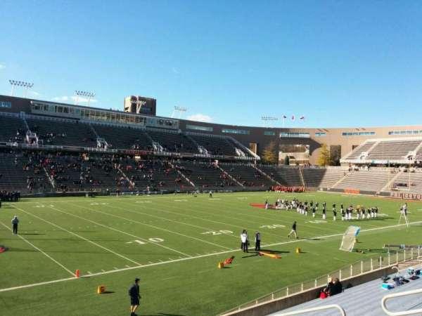 Princeton Stadium, secção: 32, fila: 15, lugar: 11