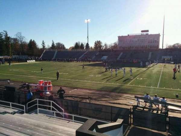 Villanova Stadium, secção: nc, lugar: 19