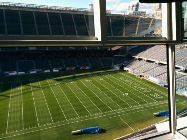 Soldier Field, secção: Suite B21