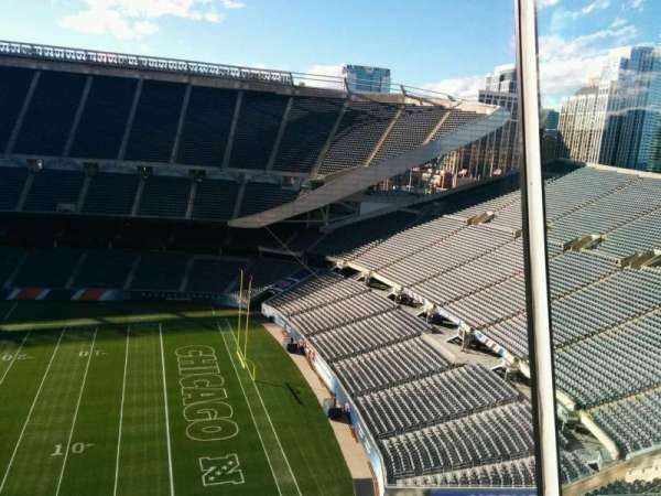 Soldier Field, secção: Suite B12