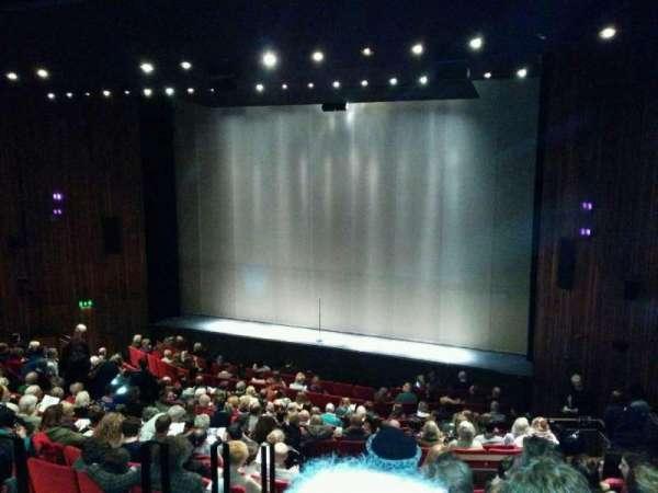Abbey Theatre, secção: 4, fila: s, lugar: 31