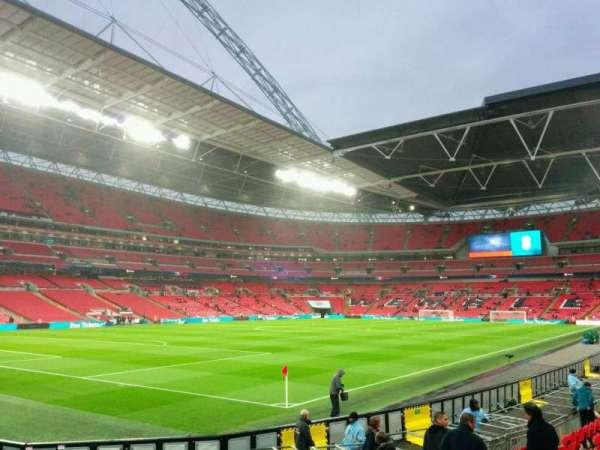 Wembley Stadium, secção: 128, fila: 14, lugar: 184
