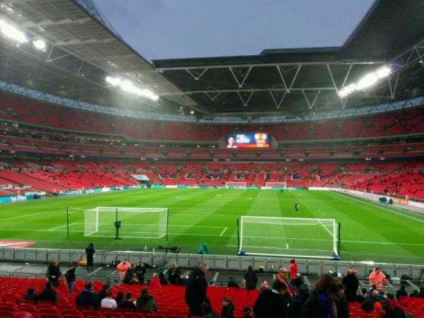 Wembley Stadium, secção: 132, fila: 24, lugar: 290